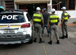 Foragido é preso no Maria Goretti, em Bento, nesta sexta