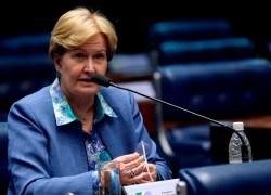 Irresponsabilidade da oposição penalizará 15 milhões de trabalhadores, alerta Ana Amélia
