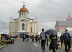 138ª Romaria a Caravaggio em Farroupilha encerra com 70 mil visitantes