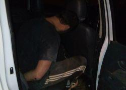 BM frustra assalto a banco em Santa Maria do Herval