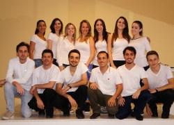 Competição mostra talentos artísticos na ExpoBento 2017