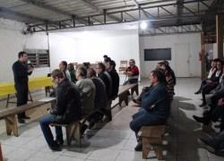 Secretários Municipais de Bento participam de encontro com a UACB
