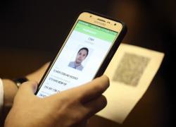 CNHs com código de segurança digital estão sendo emitidas em todo o país