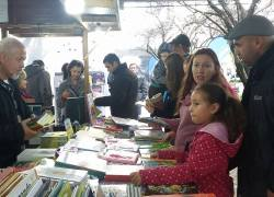 Mais de cinco mil crianças passam pela Feira do Livro Infantil do Sesc