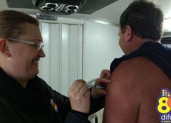 Vacinação contra a gripe é ampliada para mais faixas etárias em Bento