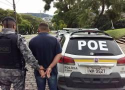 Dupla é presa por golpe do bilhete em Nova Prata