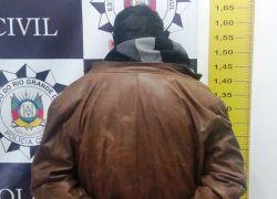 Preso por tráfico de drogas em Canela