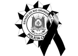 Civil divulga nota de pesar após morte de policial no RS