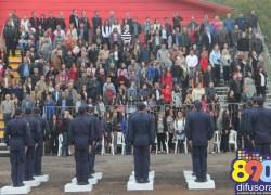 Realizada formatura de 26 novos Bombeiros Militares em Bento