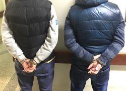 Traficantes são presos pela Brigada em Fagundes Varela