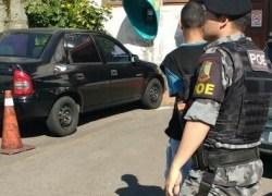 """Homem é detido com """"chave micha"""" no Ouro Verde em Bento"""
