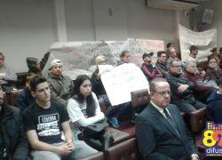 Entidades Assistenciais apresentam demandas na Câmara de Vereadores de Bento