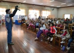Feira do Livro de Cotiporã supera as expectativas
