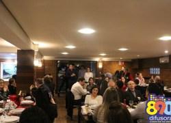 No mês do advogado, OAB Bento realiza jantar de confraternização