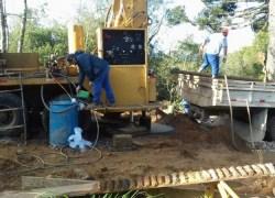 Iniciada perfuração de poço artesiano em São Miguel