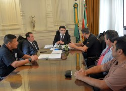 Santini trata sobre aposentadorias e promoções de servidores da Susepe