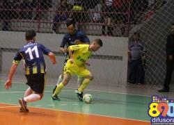 Liga Municipal de Futsal tem jogos nesta terça em Bento Gonçalves