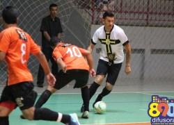 Futsal movimenta Bento e Pinto Bandeira nesta quinta