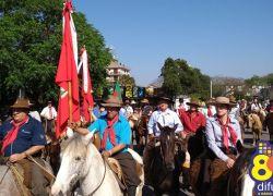 Cavalgada movimenta feriado farroupilha em Bento
