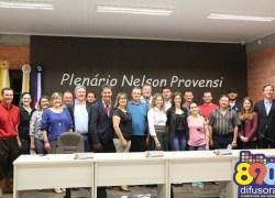 """Vereadores aprovam nomenclatura """"Altos de Pinto Bandeira"""" para projeto de DO da Asprovinho"""