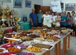 Agricultura realiza novo curso de aproveitamento de alimentos no interior de Bento