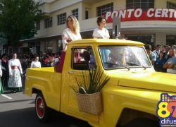 Desfile Temático dos 127 anos de Bento Gonçalves supera 15 mil pessoas