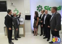 Pinto bandeira já conta com as novas instalações da Sicredi