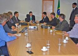 prefeito de Bento apresenta pleitos do município ao ministro das Cidades