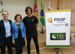 Cases do sucesso em debate no CIC em Bento