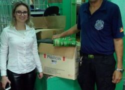 OAB Bento doa livros para biblioteca do Presídio Estadual