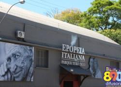 Giordani Turismo apresenta revitalização do Parque Temático Epopeia Italiana