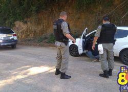 Mulher é encontrada ferida à faca no interior de Farroupilha em Vila Rica