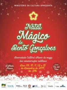 Natal Mágico Banner - 2017