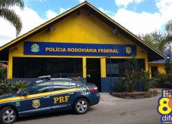 PRF registra redução de 18% nos acidentes e alta de 20% nas infrações no RS