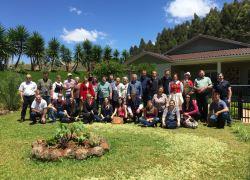 Grupo da Braspol de Cotiporã participa de atividade em Áurea