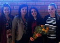 Aluna da rede municipal de Bento ganha medalha de ouro na 13ª Olimpíada de Matemática