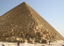 Cientistas encontram câmara vazia na Grande Pirâmide de Quéops