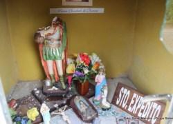 Capitel de Santo Expedito é depredado em Antônio Prado