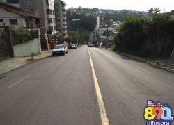 Secretaria retira Rua Fiorelo Bertuol de trajeto para entrega da uva em Bento