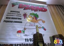 Lançada oficialmente a Maratona do Vinho 2018