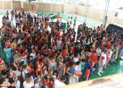 4ª edição do Natal Solidário contagia criançada em Bento