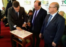 Bento Gonçalves adere ao Sistema Integrado de Segurança Pública