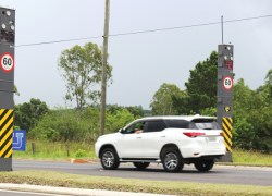 Lombadas eletrônicas serão reativadas nas rodovias estaduais em janeiro