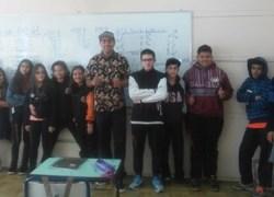 Ação transmite respeito e compreensão a alunos em Caxias do Sul