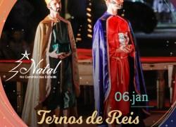 25º Encontro de Ternos de Reis é neste sábado em Carlos Barbosa