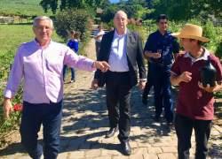 Ministro Osmar Terra cumpre agenda em municípios da região
