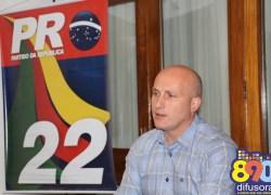 """Após tentativa de eleição pelo PR, Speranza diz que """"a política temos como missão e vamos continuar"""""""