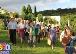 Villa Michelon mantém a tradição e é anfitrião da Abertura Oficial da Vindima 2019