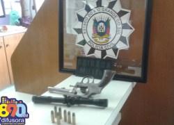 Operação da Polícia Civil e BM efetua prisões e apreensões em Bento