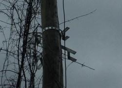 Cabos de fibra óptica são furtados no interior de Monte Belo do Sul